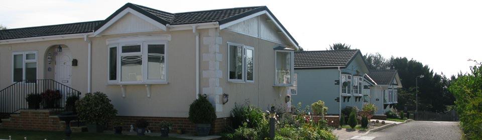 Sleepy Hollow Park - Retirement mobile home park, Tadworth ...